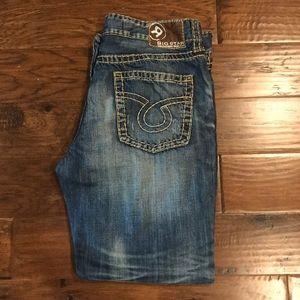 MENS Big Star distressed jeans
